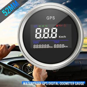 52mm-Waterproof-GPS-Digital-Speedometer-Odometer-Gauge-for-Motorcycle-Car-Truck