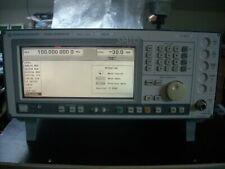Rohde Amp Schwarz Smiq06b Vector Signal Generator B11b20b12b14b15b50
