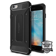 Spigen® Rugged Armor Capsule Case [Flexible Cover] for iPhone 6s / 6