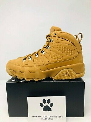 Nike Air Jordan 9 Retro Boot NRG 'Wheat