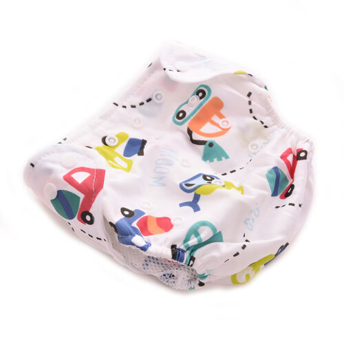 Wash Reusable Cloth Wrap for Newborn Baby Cover snap Waterproof Cotton YH