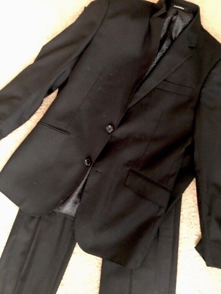 Herren Slim Fit 3 Piece Suit