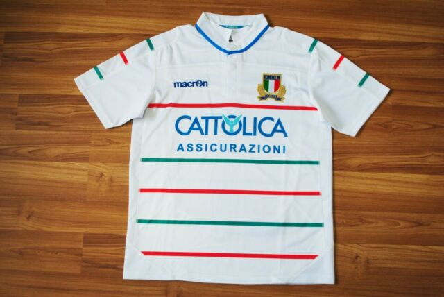 Macron T-Shirt Italie Rugby 2018 Official