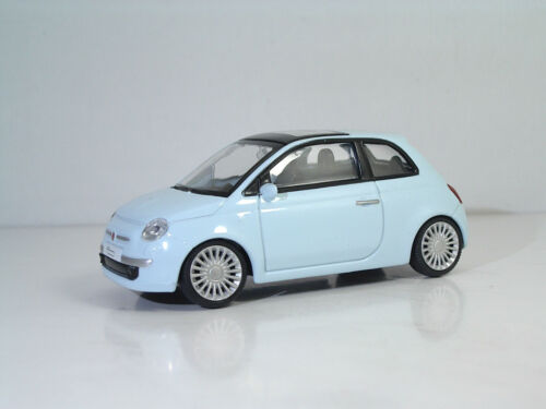 METAL 1:43 MondoMotors 53140 FIAT Nuova 500