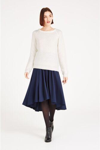 04 Louche Sa170 Size Ivory Rrp Sweater Knitted Ae 00 Uk Arabella 14 £45 rv4qra7