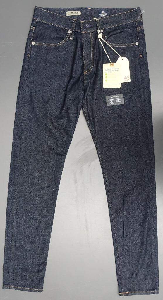 NEW AG Adriano goldschmied Farrah Skinny High Rise Jeans Denim Pants women 29 R