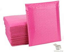 1000 0 Pink Poly Bubble Padded Envelopes Self Sealing Mailers 6x10 Inner 6x9
