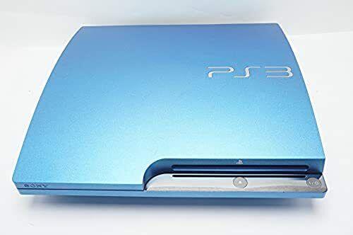 Sony Playstation 3 Slim Launch Edition 320gb Splash Blue Console For Sale Online Ebay