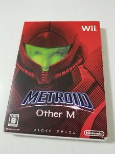 Nintendo Wii Metroid Other M Japan 0409A11