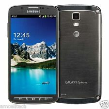 """NEW"" Samsung Galaxy S4 SGH-I537 Active AT&T Android 4 16GB LTE Gray Smartphone"