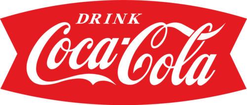 Sticker Coca-Cola 100-57x24 cm