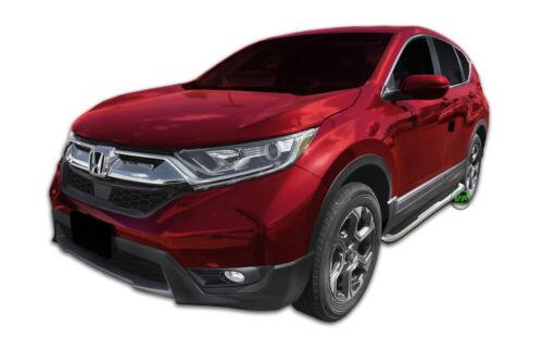 PEDANE LATERALE SOTTOPORTA ALLUMINIO SPEDIZIONE GRATUITA Honda CRV CR-V 2017