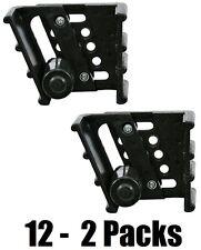 Black Crawford-Lehigh Group Lehigh ASG2 Adjustable Super Grip Tool Holder