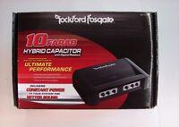 Rockford Fosgate Rfc10hb Hybrid 10 Farad Digital Stiffening Capacitor on sale