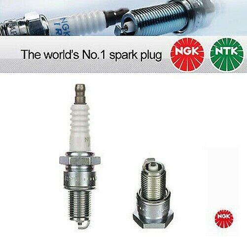 NGK BPR6E / 6464 Standard Spark Plug 4 Pack WR7DC wr7dc+ EON6 OE006 RN9YC