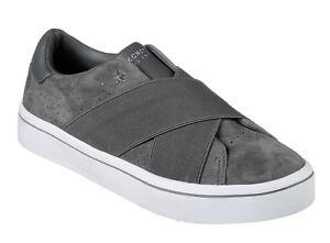 66b65f5ce Skechers NEW Hi Lite Street Crossers grey suede fashion trainers ...