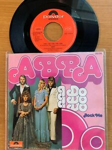 "Abba - I Do, I Do, I Do, I Do, I Do // 7"" - 1. Austria-Pressing 1975"