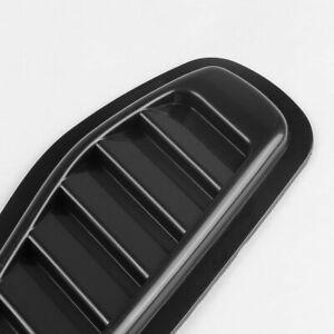 Car-Auto-Decorative-Air-Flow-Intake-Scoop-Turbo-Bonnet-Vent-Cover-Hood-Fender-D