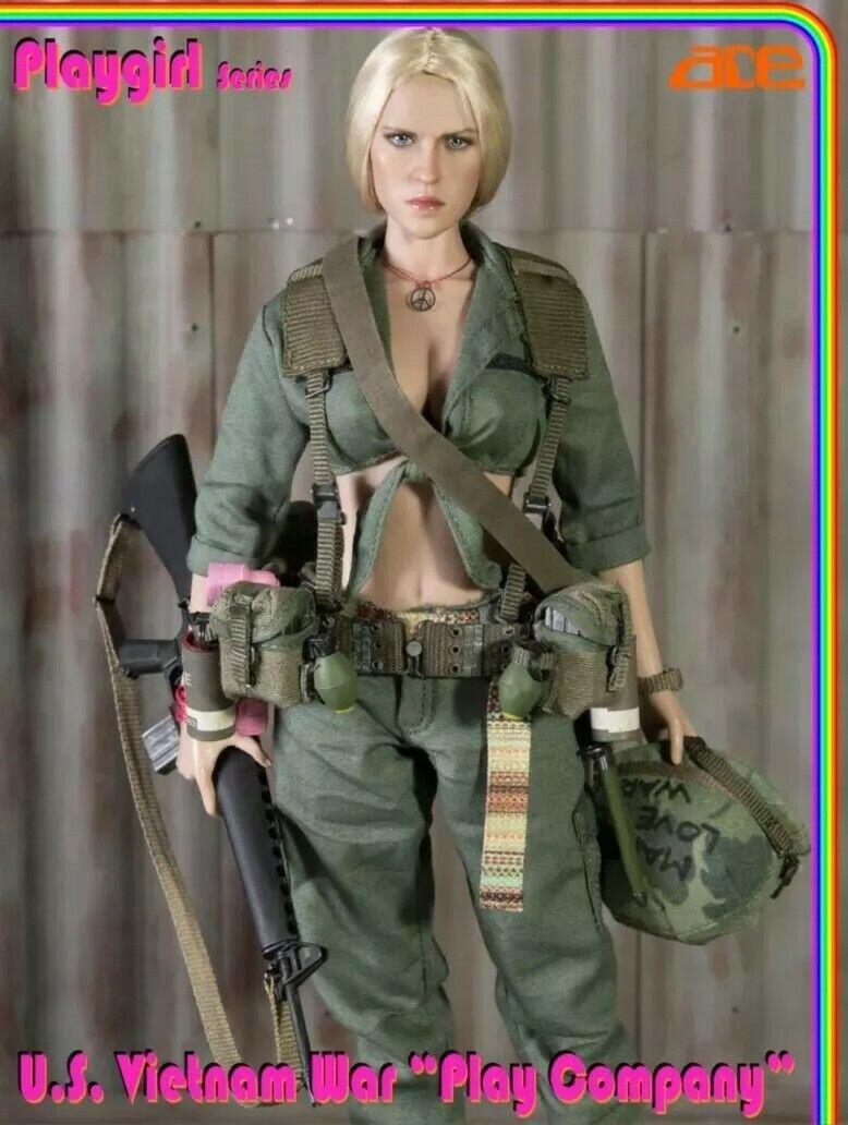 1 6 Ace funciona EE. UU. guerra de Vietnam  Juego de empresa  de la serie.