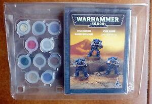 WARHAMMER-40000-SPACE-MARINE-PAINT-SET-CITADEL-GAMES-WORKSHOP