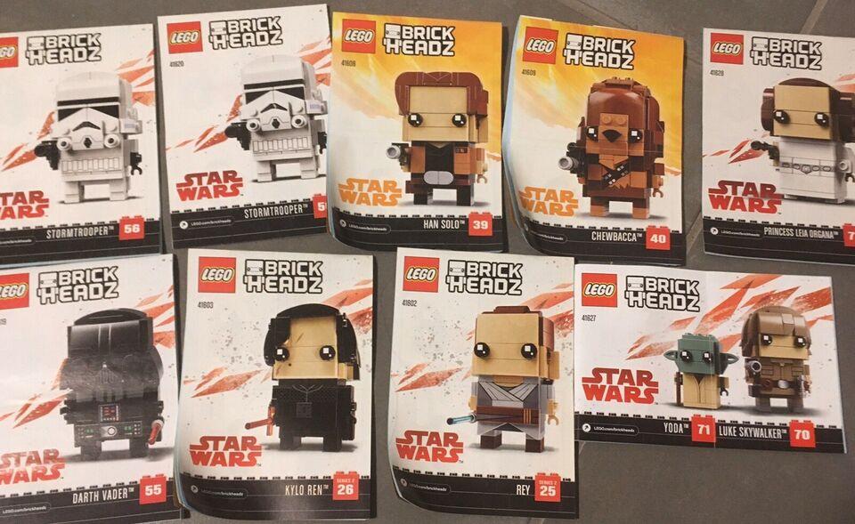 Lego Star Wars, Blockheadz