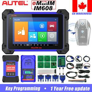 Autel MaxiIM IM608 OBD2 Diagnostic Tool IMMO Key Programming No IP restrictions
