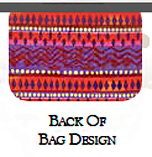 Three Amigos Laurel Burch Large Canvas Shoulder Tote Bag