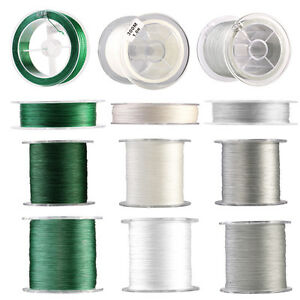 100m-300m-500m-Strong-Braided-Safety-Sea-Fishing-Line-4-Strands-12LB-100LB-WD