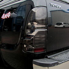 Smoked Black LED rear lights for Toyota Hilux Mk6/Mk7/Vigo tail lamp pickup