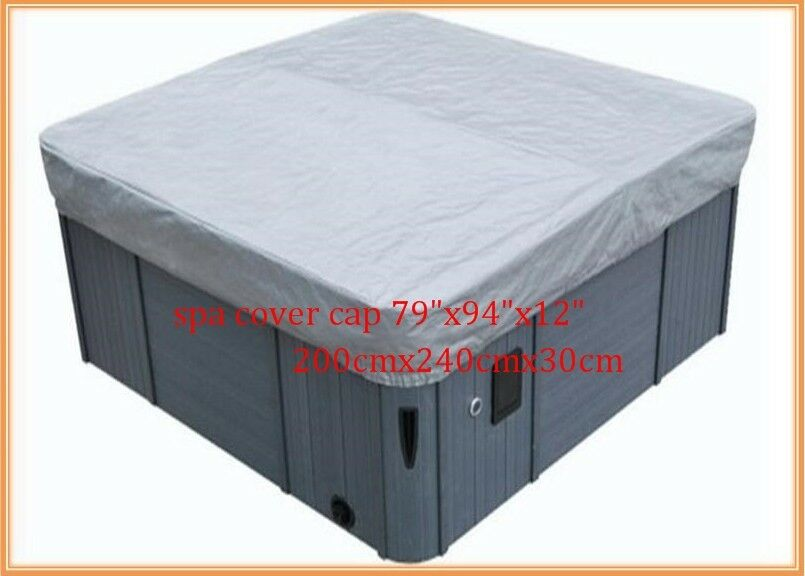 Cubierta de Spa Tapa 79 x94 x12  200cmx240cmx30cm