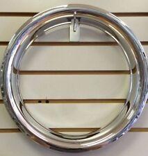 "18"" NEW Plastic Chrome Beauty Rings TRIM RING SET"