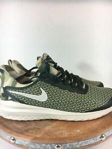 Nike-Mens-Renew-Rival-Camo-Basketball-Running-Shoes-BQ7160-300-Size-12