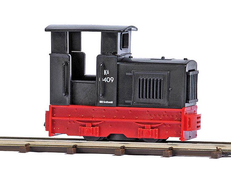 Busch 12114 h0f campo ferroviario treno GMEINDER 15/18