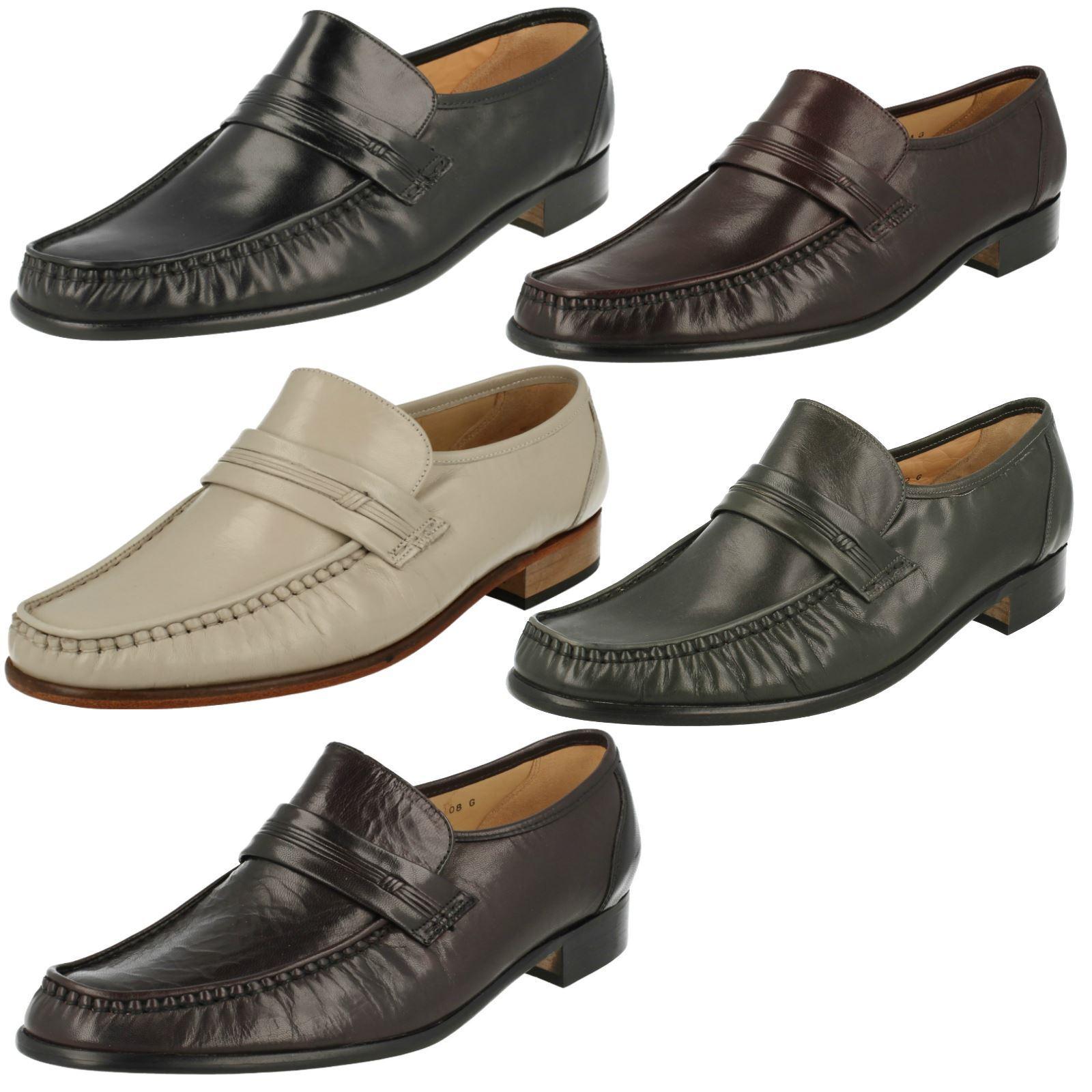 Billig gute Qualität Mens Grenson Moccasin Shoes, Clapham