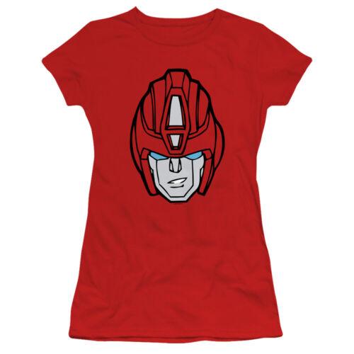 Details about  /TRANSFORMERS HOT ROD HEAD Women /& Junior Tee Shirt SM-2XL