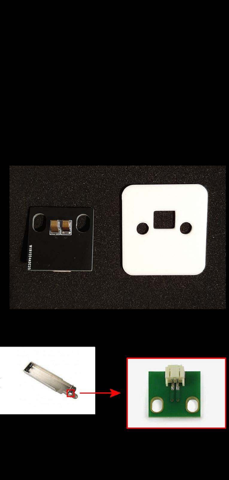 3D System Cube Pro Filament Spool Reader