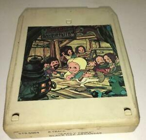 BLACK-OAK-ARKANSAS-Early-Times-039-74-Stax-pre-Atco-8-track-tape-Tested-Vintage