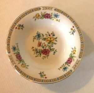 Liling-Fine-China-Yung-Shen-LING-ROSE-Coupe-Soup-Bowl-8-3-8-034