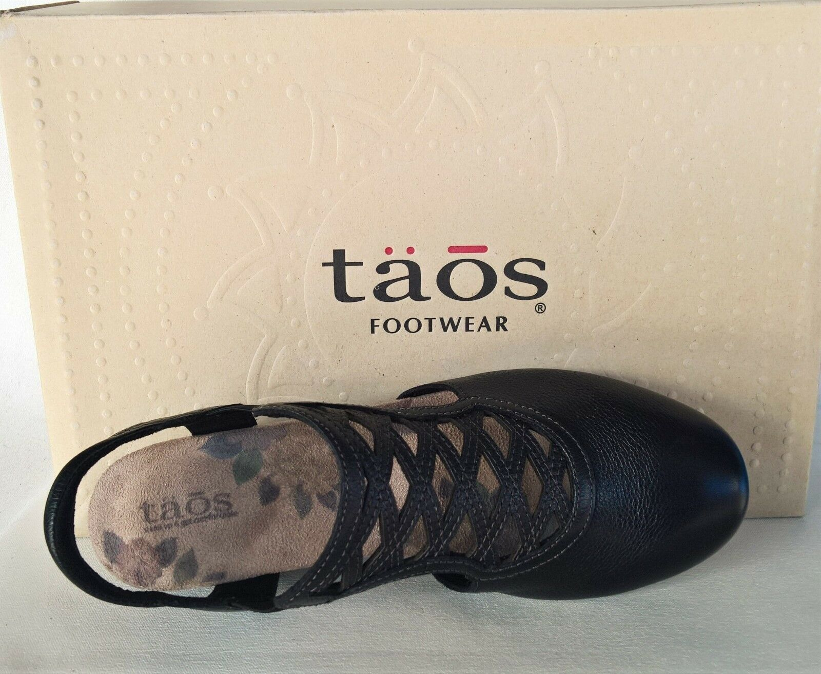 Taos schuhe Faith - leather comfort comfort leather dress heels 197a5b