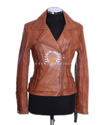 Retro Biker Hillary Style Mode Vrai Bronzage Femmes Souple wRxqAR