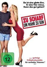 JAY/EVE,ALICE/MILLER,T.J. BARUCHEL - ZU SCHARF UM WAHR ZU SEIN   DVD NEU SMITH