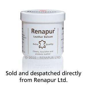 Renapur-Leather-Balsam-200ml-conditioner-waterproofer-sofas-shoes-tack-car-bike