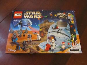 CALENDRIER-DE-L-039-AVENT-LEGO-STAR-WARS-75184-NEUF