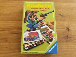 Ladrones-Ravensburger-ningun-es-la-presa-seguro-articulo-de-coleccion-1985