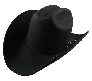 23fa99a92fd Men s Cowboy Hat El General Texana 5X Horma Durangense Color Black ...