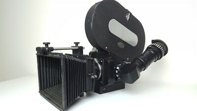 "Arriflex 2-Perf Arri 2C IIC Techniscope ""Sergio Leone"" Camera Package with LENS"