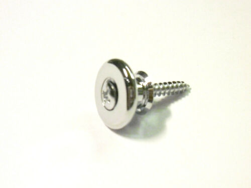 Gotoh Gurtpin End Pin Chrome