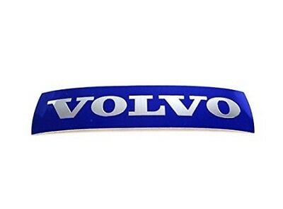 Genuine Volvo Blue Grille Emblem Badge (XC60) (S60 R-Design)