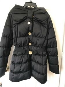 473d99e68 Details about Kate Spade Black Becky Puffer Coat 565$ (Authentic)