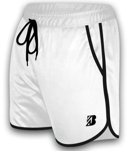 mens gym sports running jogger shorts fitness beach workout body building short